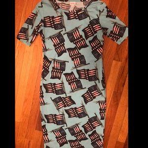 Julia Dress Americana